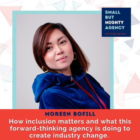 Mooren Bofill: How inclusion matters and what this agency is doing to create industry change