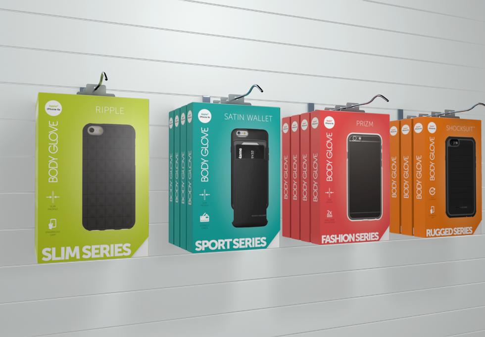 Body Glove California Style Mobile Phone Case Concept