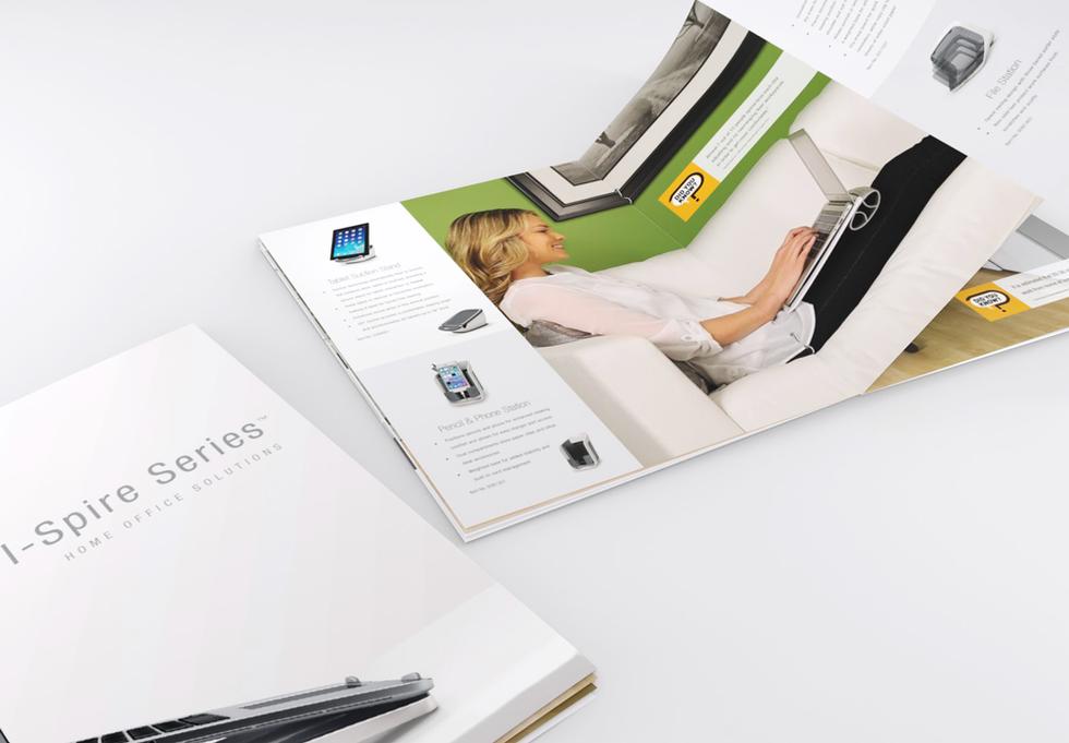 iSpire Brochure Concept
