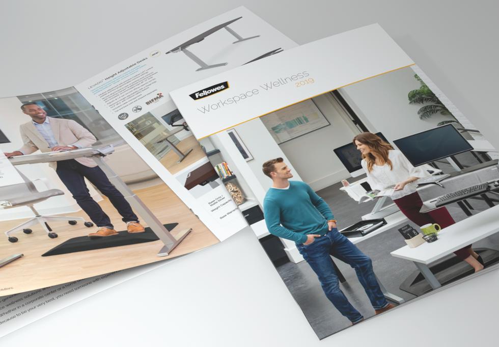2018 Fellowes® Workspace Wellness Brochure