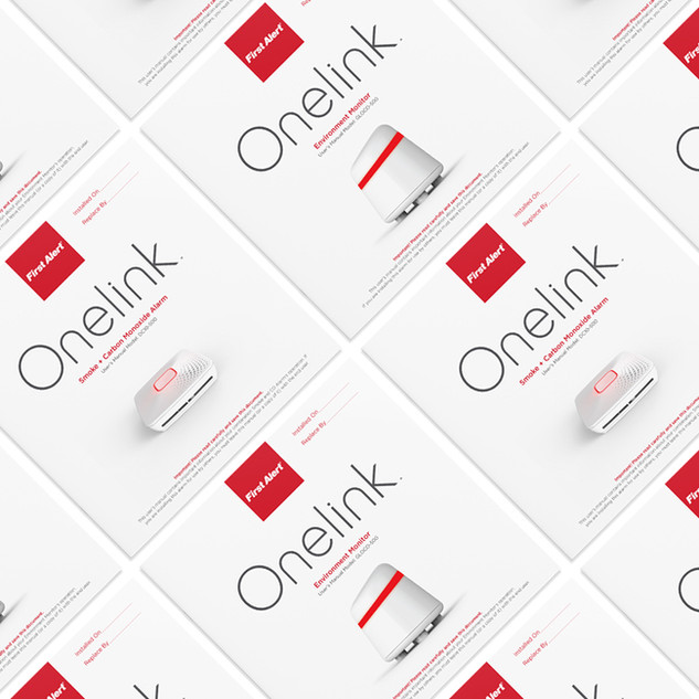 First Alert® Onelink® Instruction Manual