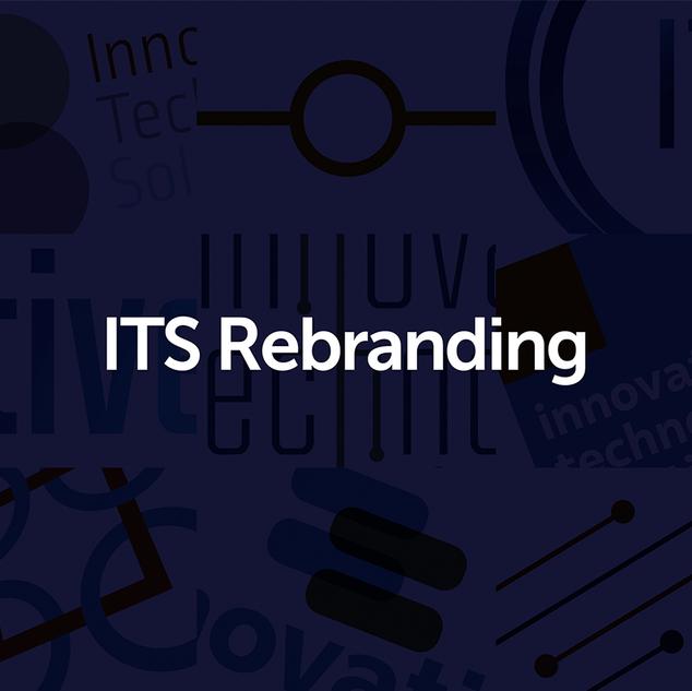 ITS Rebranding Concepts