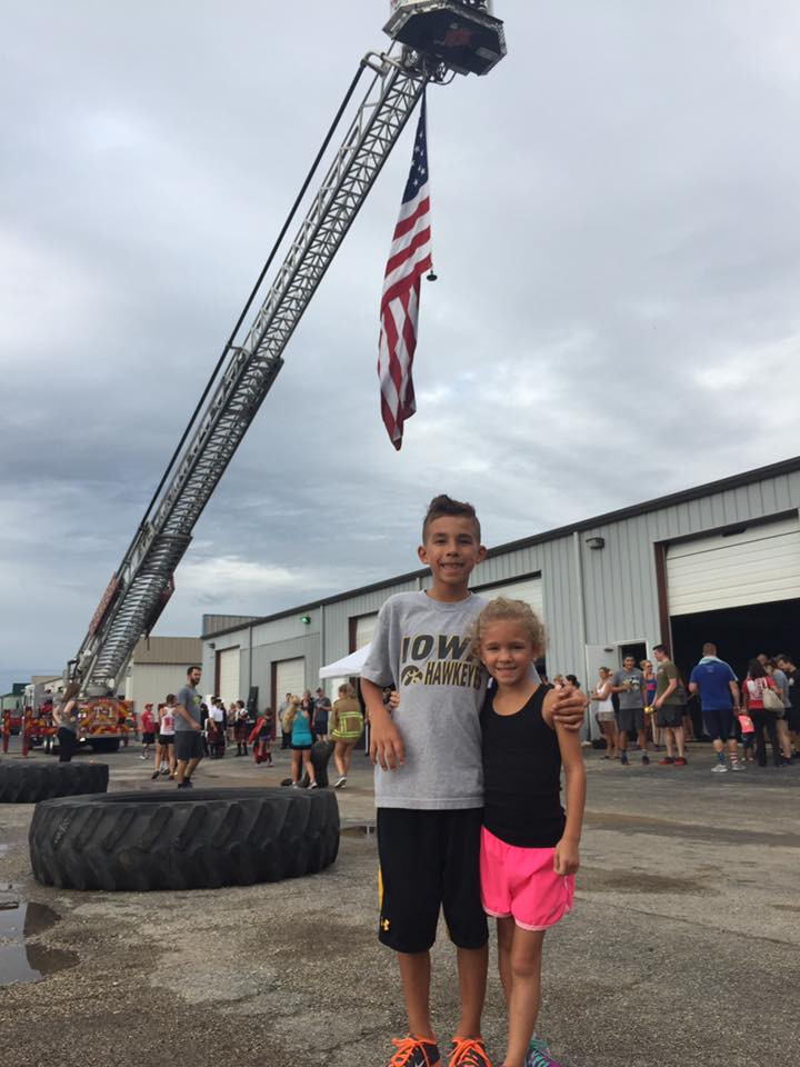 CrossFit Kids 4th of July