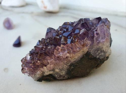 Ametista Pedra Bruta 9cm