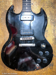 Gibson SG Special 60 Tribute Deep Black