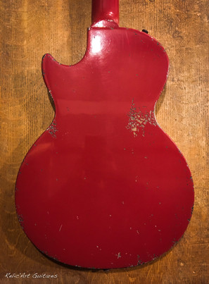 Gibson Melody Maker dakota red relic