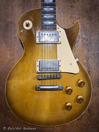 Gibson Les Paul R8 Iced Tea Burst relic-
