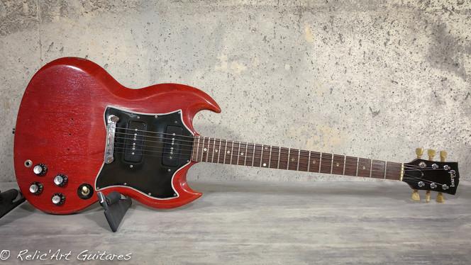 Gibson GS Cherry relic.jpg