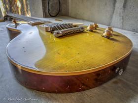 Gibson Les Paul R8 Iced Tea Burst relic-
