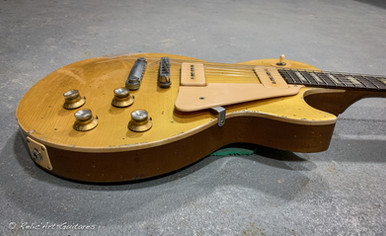 Gibson Les paul Gold Top relic-5.jpg