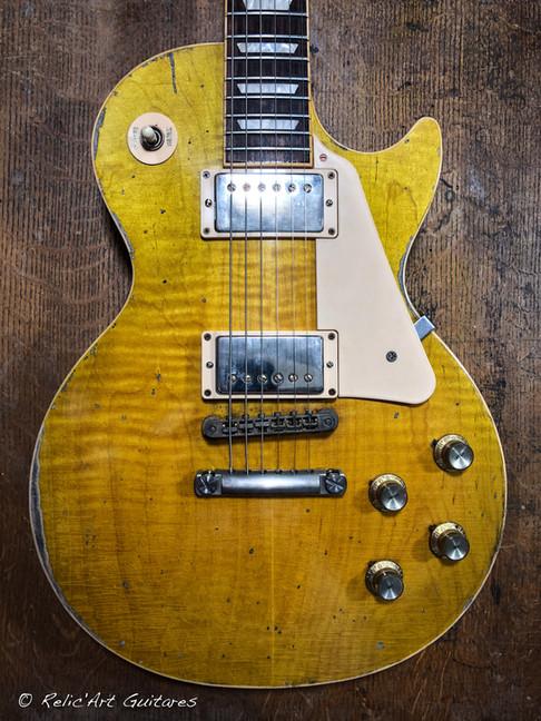 N°278 Gibson Greeny
