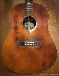 Epiphone Texane relic