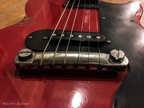 Gibson Melody Maker dakota red relic