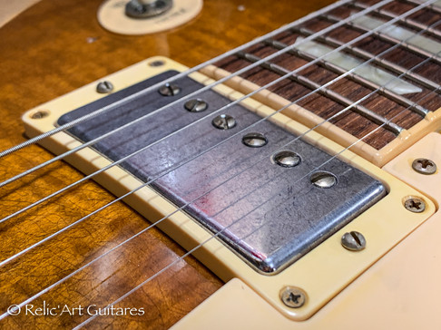 Gibson Les Paul Traditional refin honey