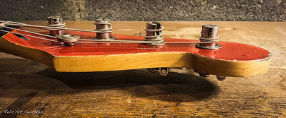 Bass candy tangerine relic