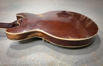Gibson 335 Inca Silver over Brown relic-10.jpg