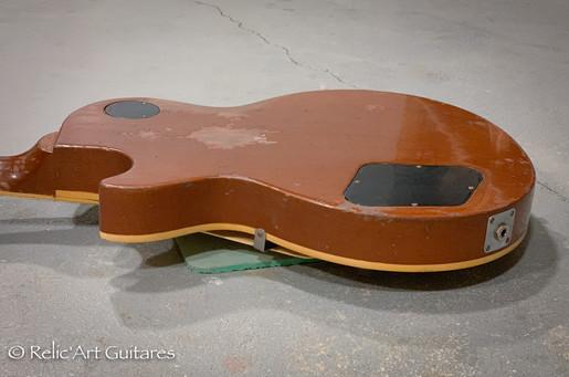 Gibson Les Paul refin goldtop relic-10.j