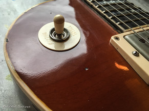 Gibson Les Paul N° one relic