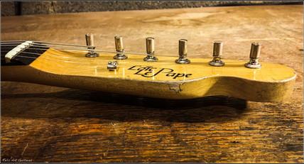 guitar telecaster graffiti yellow4.jp