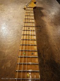 guitar tele daphne blue relic