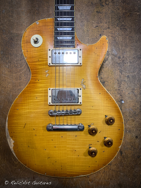 N°282 Greco Honey Burst