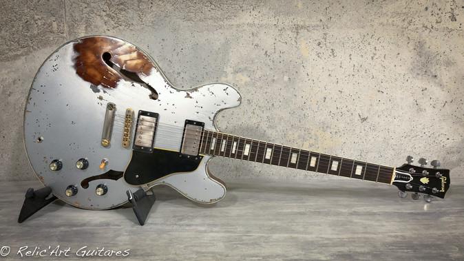 Gibson 335 Inca Silver over Brown relic.jpg