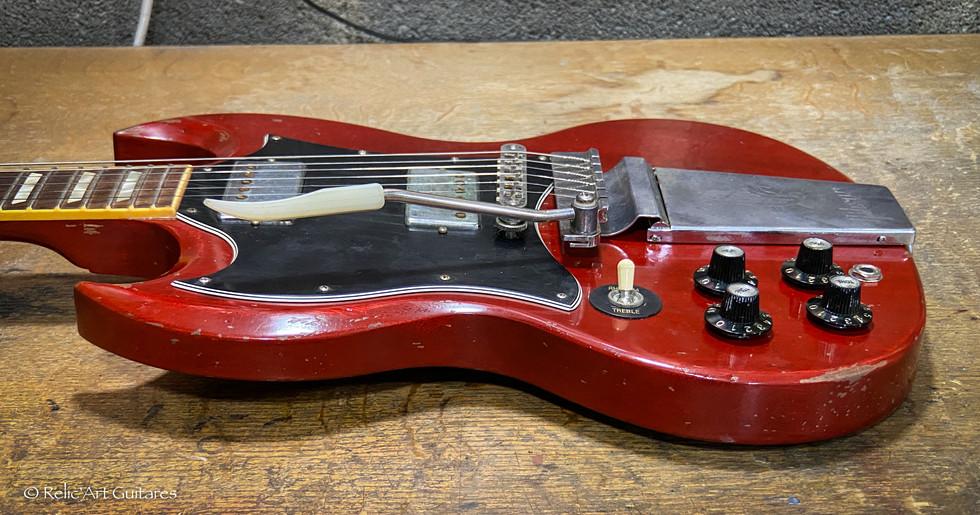 Gibson SG refin cherry relic-4.jpg