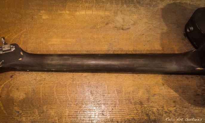 fender telecaster rusty relic