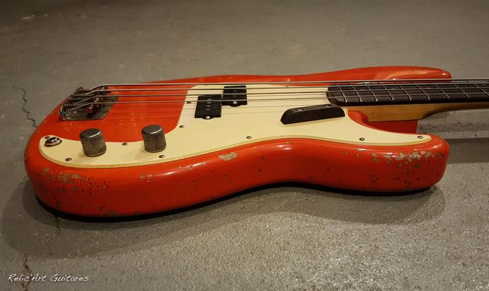 Bass fiesta red relic