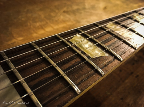 Gibson Les Paul godltop relic