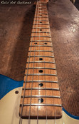 fender lake placid blue relic
