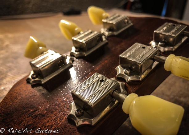 Gibson les paul burst 59 relic