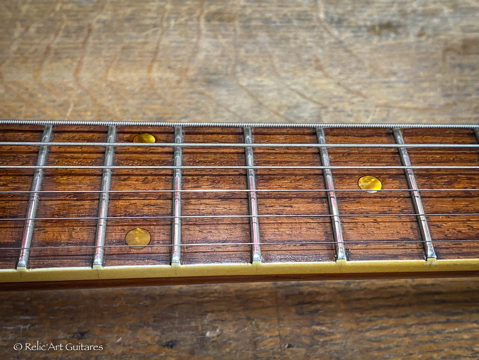 Gibson 335 refin faded cherry relic-24.j