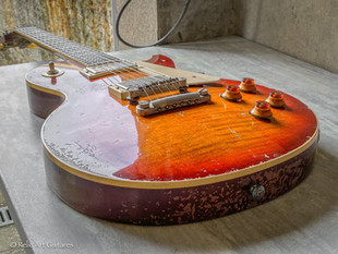Gibson Les Paul Traditional refin faded