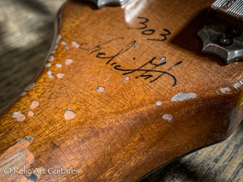 Gibson Les Paul refin goldtop relic-28.j