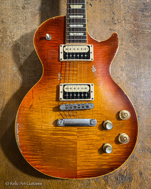 373 Faded Cherry Burst