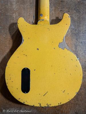 Les Paul Jr DC Tv Yellow relic-4.jpg