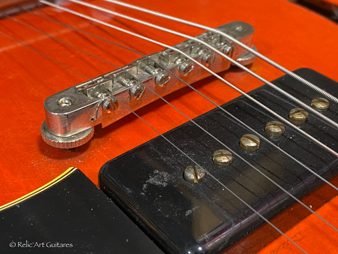 Gibson 335 refin faded cherry relic-14.j