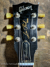 Gibson Les Paul refin goldtop relic-25.j