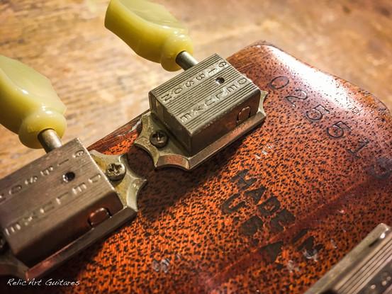 Gibson Les Paul beast relic