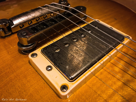 Gibson Les Paul beast relic