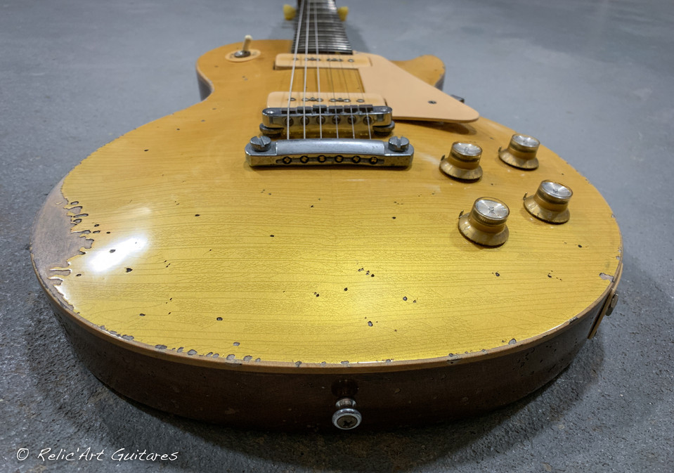 Gibson Les paul Gold Top relic-6.jpg