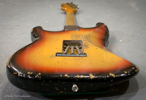 Fender CS Sunburst