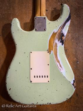 Fender Stratocaster custom shop refin su