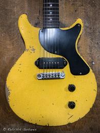 Les Paul Jr DC Tv Yellow relic-3.jpg