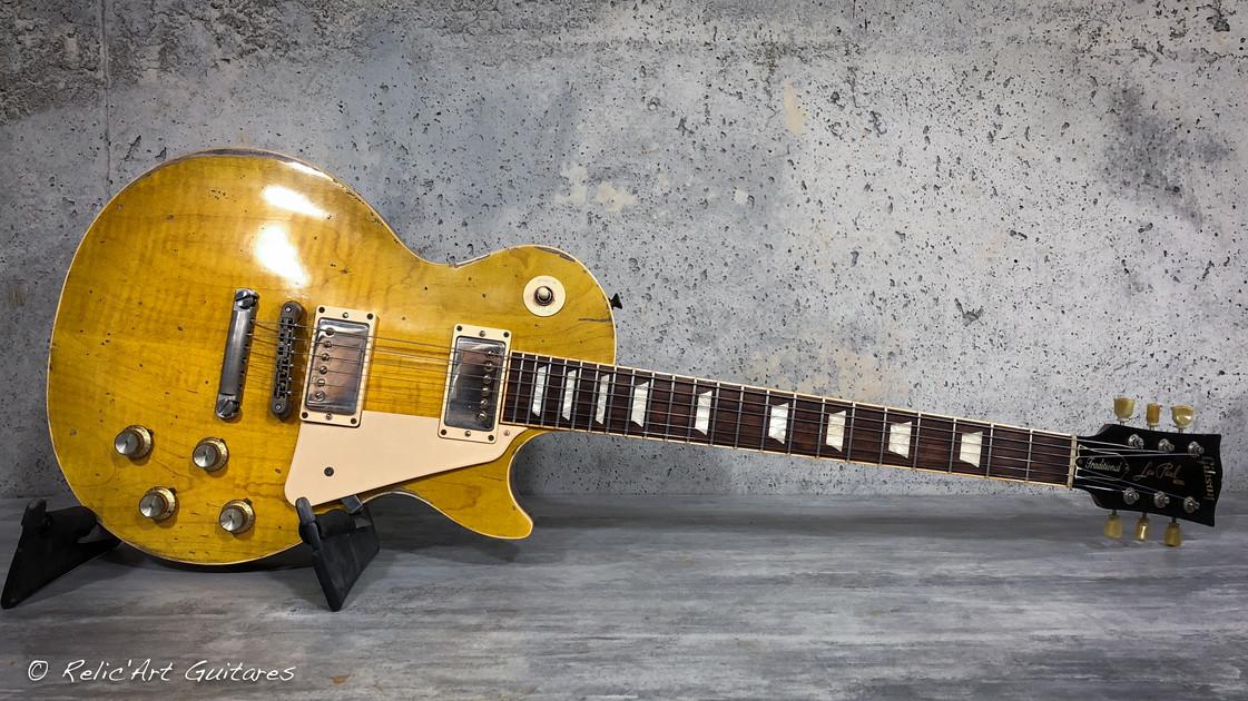 Gibson Les Paul Greeny relic.jpg
