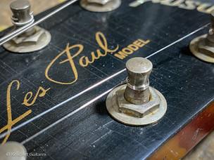 Gibson Les Paul Traditional faded lemon burst relic