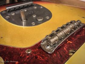Guitar jazzmaster sunburst relic