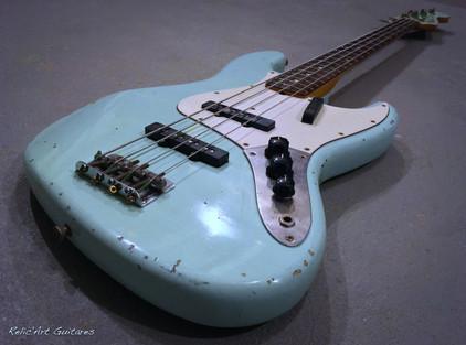 Tokai bass Sonic Blue relic