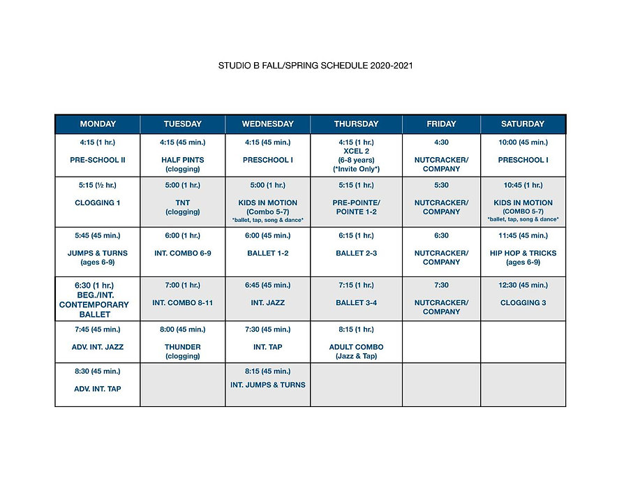 Studio B Fall Schedule 2020-21.jpg